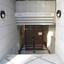 デュオスカーラ神楽坂タワーのエントランス
