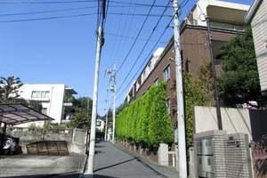中野坂上シティハウスの外観