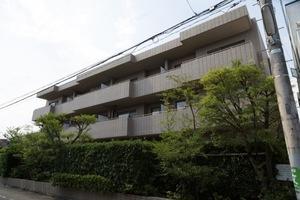 パークハイム世田谷上野毛の外観