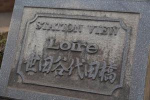 ステーションビューロアール世田谷代田橋の看板