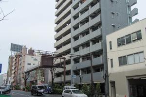 エクセルシオール渋谷の外観