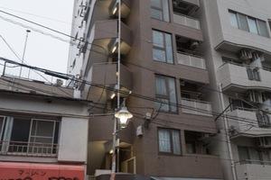 ピュアコート高円寺南の外観