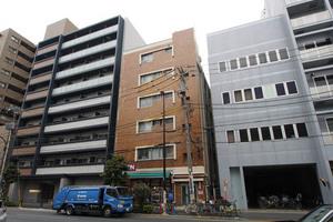 シャトー京島マンションの外観