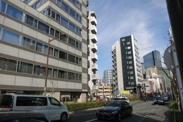 ステージファースト西新宿2の外観