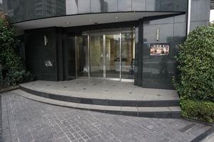 パレステュディオ芝浦東京ベイのエントランス