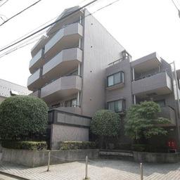 バームハイツ武蔵小山2番館