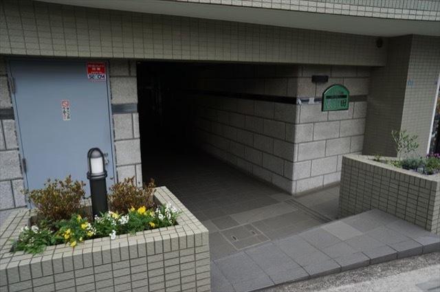 アークエルム長津田のエントランス