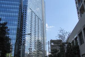 ラトゥール新宿の外観