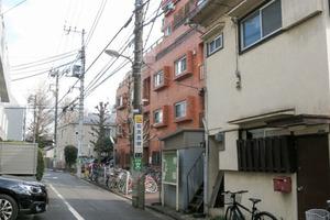 笹塚ダイヤモンドマンションの外観