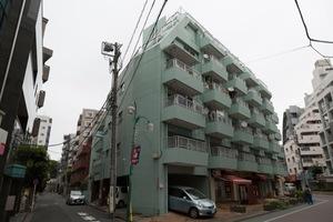 荻窪武蔵野マンションの外観