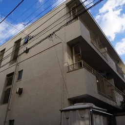 綱島ハイム(横浜市港北区樽町)