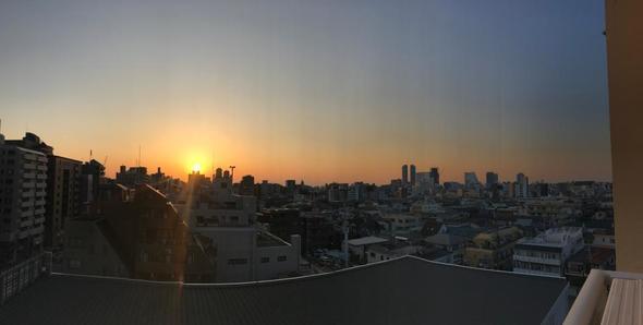 鍋屋横丁住宅【メゾネットタイプ】