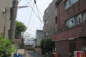 クレアトゥール新宿21の外観