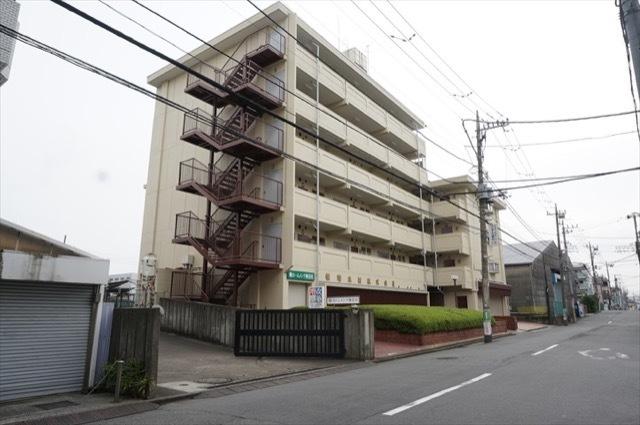 京町ビル(川崎市)の外観