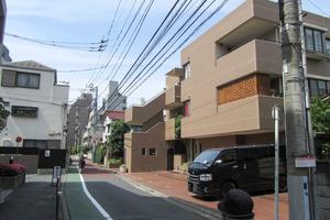 サンハイツ北新宿の外観