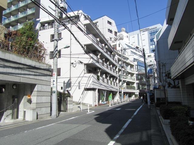 ライブリー渋谷桜丘の外観