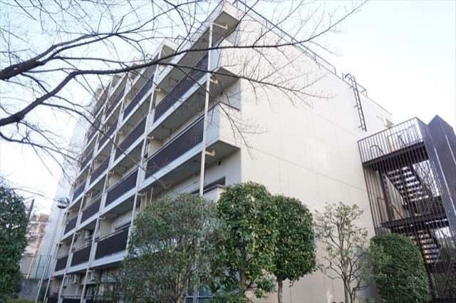 梶ケ谷住宅