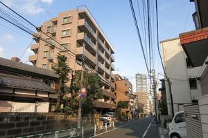 エクセレント笹塚の外観