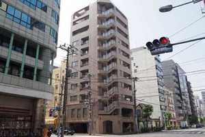 北上野スクエアの外観