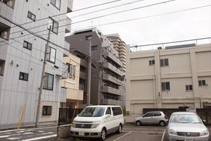 ルーブル錦糸町弐番館の外観