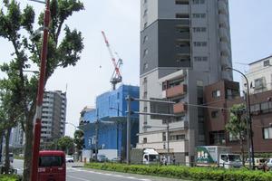 グランドガーラ新宿の外観