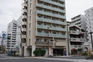 レグラス横浜メディオの外観