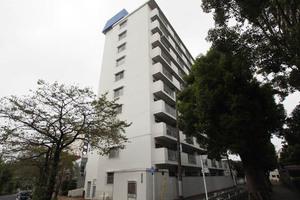 東建小石川マンションの外観