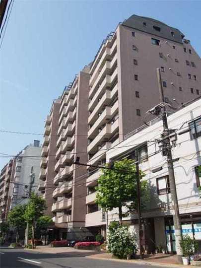 シーアイマンション上野の外観