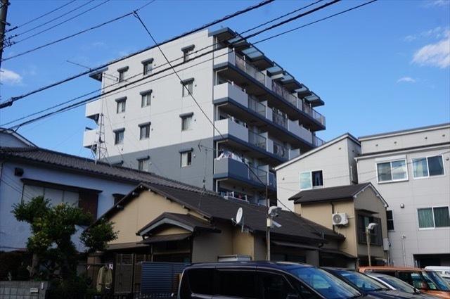 サンクレイドル横浜鶴見の外観