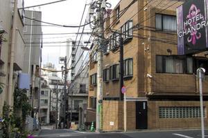 ランドステージ渋谷の外観