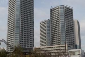 二子玉川ライズタワー&レジデンスの外観