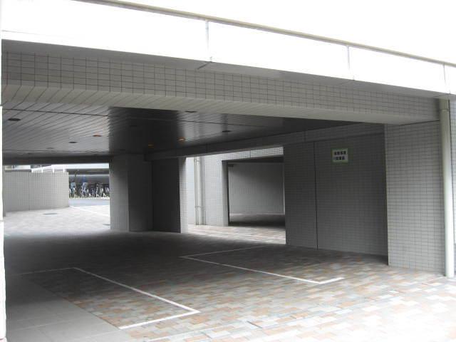 高田馬場デュープレックス1のエントランス