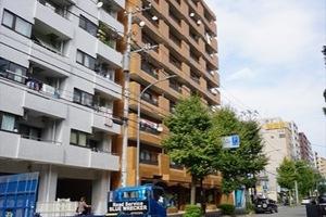 ライオンズマンション横浜大通り公園第2の外観