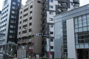 ルリオン西新宿の外観