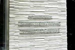シティハウス新柴又ステーションコートの看板