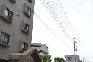 ライオンズマンション篠崎の外観