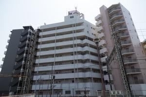 関町ファミリーマンションの外観
