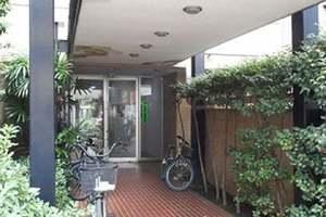 錦糸町パークハイツのエントランス