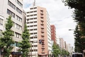 神田永谷マンションの外観