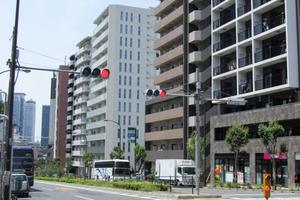 コンシェリア新宿ノースフロンティアの外観