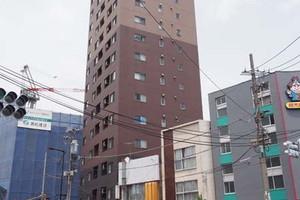 レジデンシャルステートタワー南千住の外観