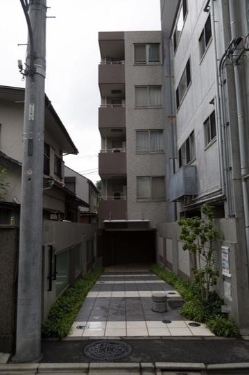 ロセット江古田の外観