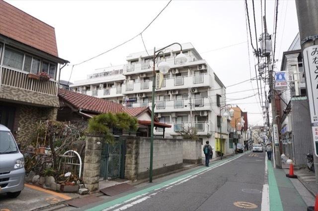 スカイコート横浜山手の外観
