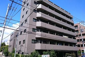 ルーブル蒲田7番館の外観