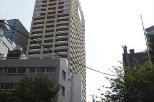 東京レジデンス千代田九段下の外観