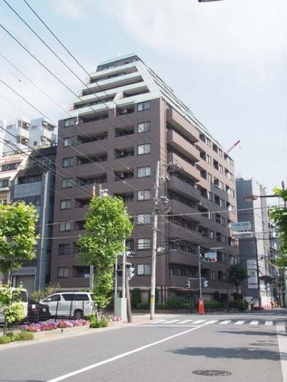 ドラゴンマンション上野壱番館の外観