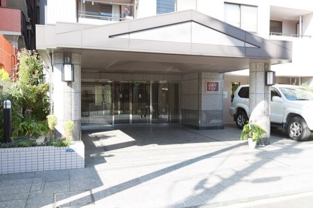 インペリアル武蔵野シティのエントランス