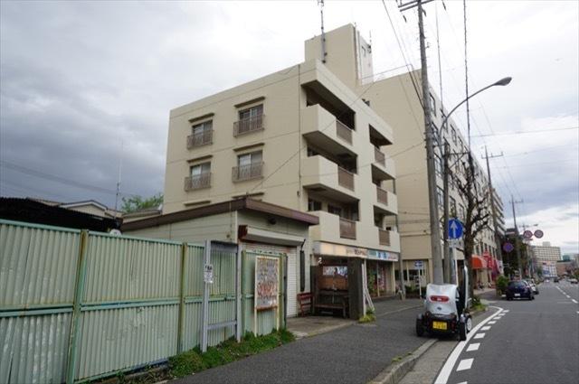 サニーハイツ(横浜市)の外観