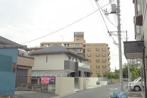 ライオンズマンション綾瀬第5の外観