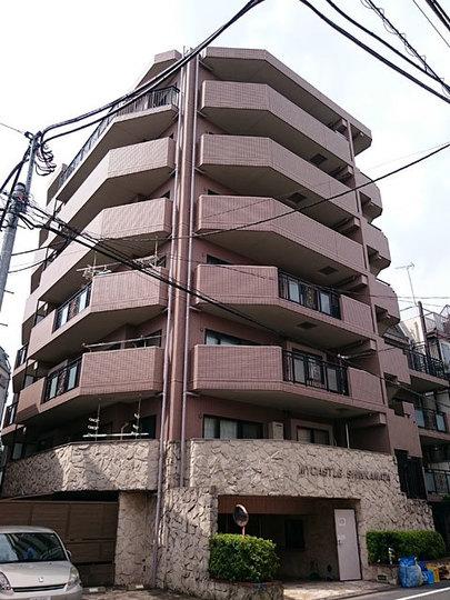 マイキャッスル新蒲田の外観